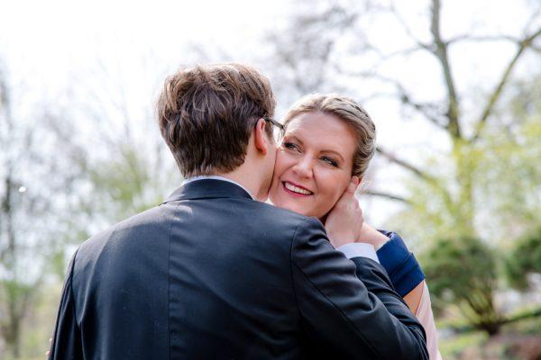 Hochzeitsfotos von Janina und Bastian