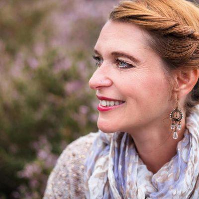 Portraitfotos Mehlinger Heide - wunderschönes Lächeln