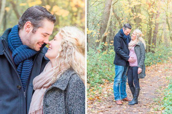 Paarfotos – Liebevoll durch den Herbst