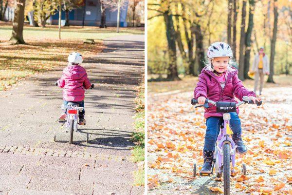 Kinderfotos – Spaß im Park