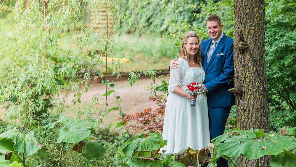 Gemeinsam durchs Leben - Hochzeitsfotos in der Mühle am Schlossberg