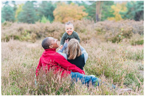 Familienfotos –Home is where the heart is